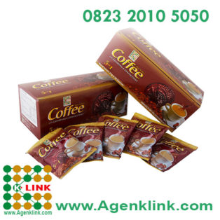 K-Link Coffee with Ganoderma & Ginseng Extract