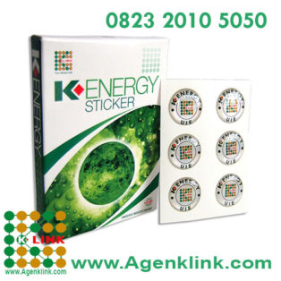K-Energy Sticker Setiker anti Radiasi