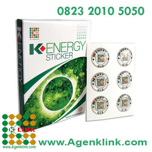 K-Energy sticker